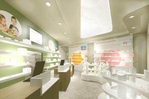 Ladenbau und Shopdesign